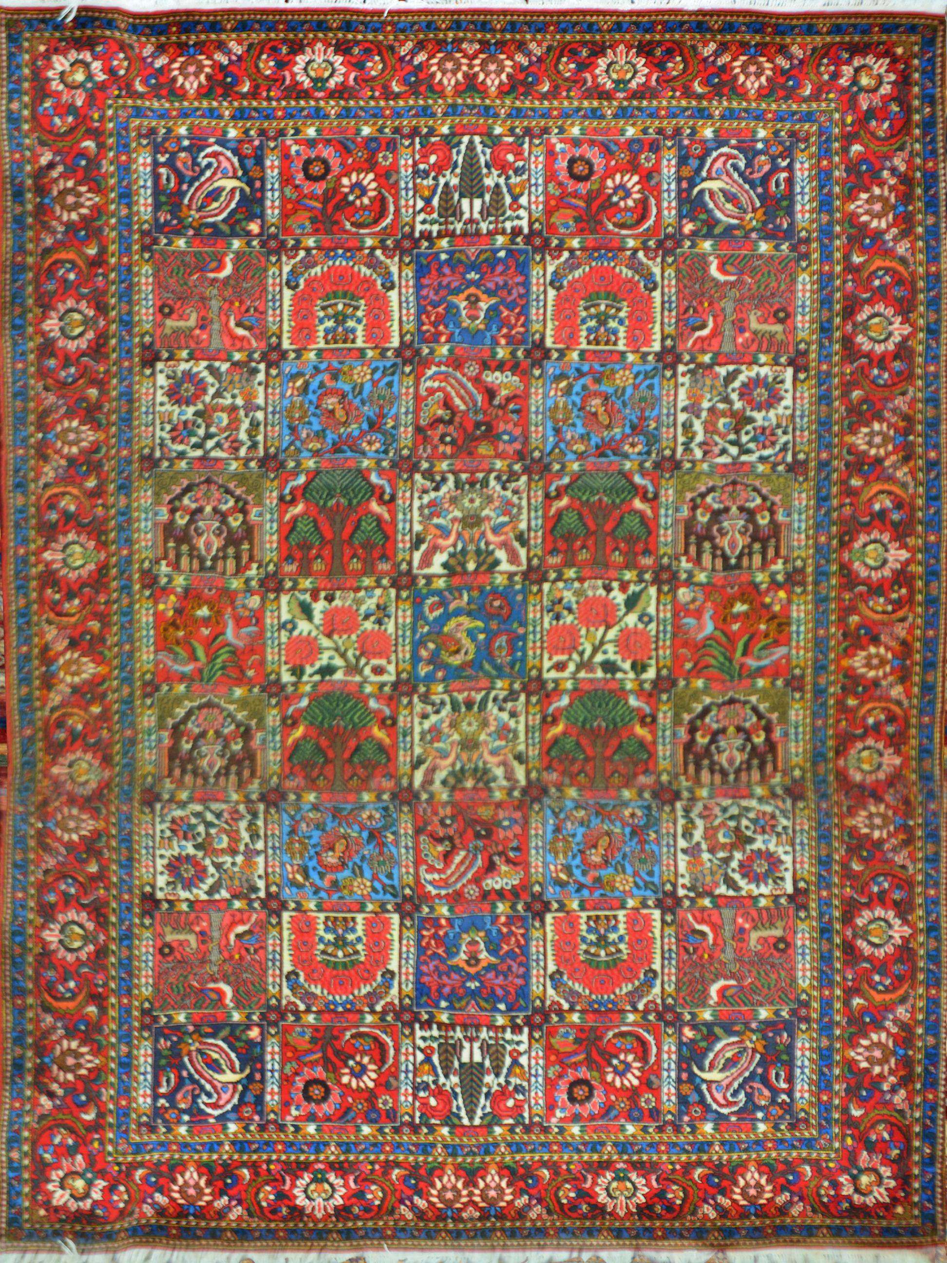 Bakhtiari Merrifield Oriental Rug